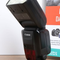 [SECONDHAND] Canon Speedlite 600EX-RT - 2888 @Gudang Kamera Malang