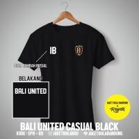 Harga kaos bali united casual free inisial ready warna   WIKIPRICE INDONESIA