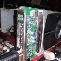 VGA QUADRO 2000 1GB DDR5