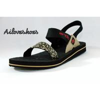 Ailoveshoes Sepatu Sandal Gunung pria wanita ando jenner 01 krem