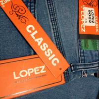 Celana levis/jeans wanita merk LOPEZ