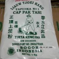 SAGU / TAPIOKA LIAUW TJOEI KANG