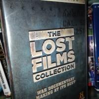DVD WWII The Lost Film 8 Disc Original Dokumenter Perang Dunia 2