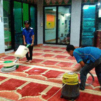 jasa panggilan cuci karpet masjid musholla dll (jabotabek)