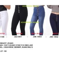 List Harga Celana Jeans Pinggang Kancing Terbaru Januari 2019