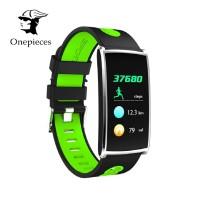 SMARTWATCH Fitbit SmartBand N68 Green - Smartwatch