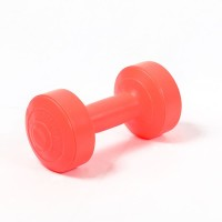 Stamina Dumbbell Plastic 1 Kg - Orange
