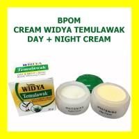 BPOM Cream Widya Temulawak Day & Night - Pot Susun Krim Siang Malam