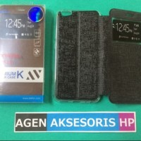Murah Flipcover Vivo V5 5 5 inchi Leather Case Sarung Buku HP Flip Ca