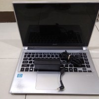 Laptop Second Murah Core I3 Touchscreen Acer V5 471P 14inch Slim Norma