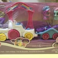 Jual playskool friends my little pony pinkie pie pop along train hasbro  Murah