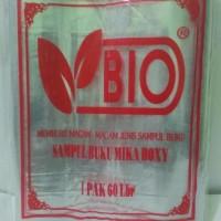 Sampul Buku Plastik Mika Uk. Boxy ( Order Kelipatan 10 )
