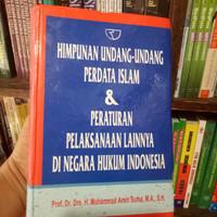 Harga himpunan undang undang perdata islam dan peraturan pelaksanaan   WIKIPRICE INDONESIA