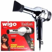 Wigo Taifun Europe - Hair Dryer Germany Ionic Anti Static 1000 Watt