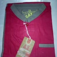 Baju Koko Anak Lengan Pendek Uk 13