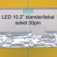Layar LCD LED Laptop EMachines 10.2inchi Soket 30Pin Standar 1023LSTD