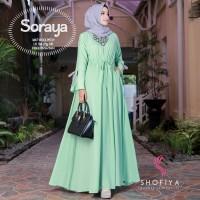 Soraya Dress by Shofiya gamis wanita muslimah