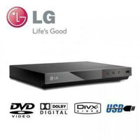 LG DVD PLAYER DP132 USB