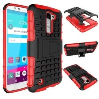Hardcase Rugged Armor Kick Standing Cover Case Casing HP LG K10 2016