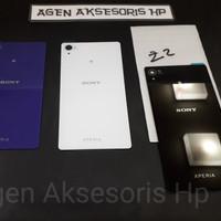 Back Door Sony Experia Z2 Back Cover / Tutup Belakang HP Housing Case