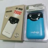 Power Bank Advance J3 - 7800 MAh