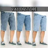 Harga premium celana limited jeans pendek pria jeans pria wanita hobi | antitipu.com