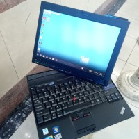 Obral laptop lenovo thinkpad x201 tablet core i7 ram 4/250gb mulus