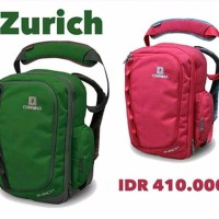 Tas Ransel Laptop Backpack Daypack CONSINA Zurich TOP QUALITY
