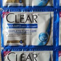 shampo clear biru sachet