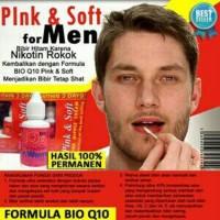 Pemerah Bibir Pink & Soft For Men & Women
