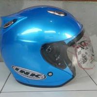 Helm Ink Centro Biru Muda
