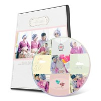 PSD Template Album Kolase Pregnant