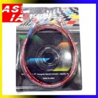 SELANG REM DISC CAKRAM S8K VARIASI SEPEDA MOTOR ORI SCARLET 150 CM RED