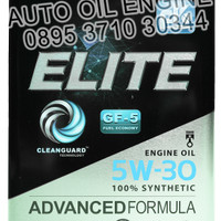 Oli, (Oli Fk Massimo Auto Oil Engine), ELITE SN/GF-5, 5W30, 4 Liter