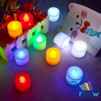 Jual Lilin LED / Lilin Elektrik / Electric Candle / Smokeless Candle Murah