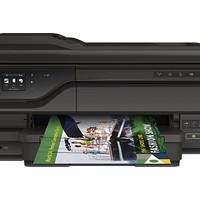 Printer HP OfficeJet OJ7612 Wide Format A3 All In One