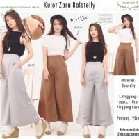 Celana Panjang Wanita Zara Kulot Terbaru High Quality