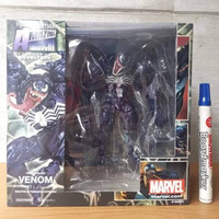 Mainan action figure Venom complex Amazing yamaguchi Powered by Rev