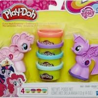 play doh my little pony ori hasbro - mainan anak dough