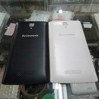 TUTUP BELAKANG BACKDOR LENOVO A2010 LENOVO A 2010 ORIGINAL BLACK WHITE