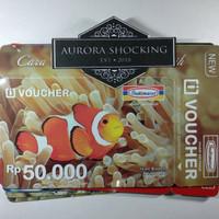 gift cards voucher Indomaret nominal 50.000