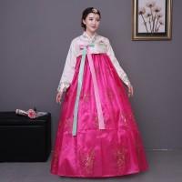 HANBOK KOREA dress tradisional korea import kualitas premium culture