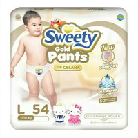 Sweety Pants Pantz Gold L54 L 54