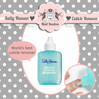 Sally Hansen Cuticle Remover ori from USA. Penghilang Kutikula Kuku