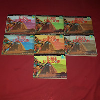 Komik Three Kingdom 1-8 Tamat minus 1 buku no 6 total 7 buku
