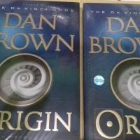 ORIGIN - INDONESIA - SOFTCOVER - DAN BROWN