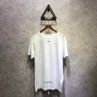 OFFWHITE BASIC TEMPERATURE 2018 SS TEE