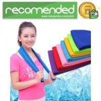 Handuk Olahraga Size 90 x 30cm - Multi Warna