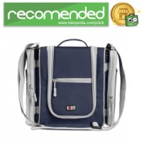 BUBM Tas Travel Bag in Bag Organizer Multifungsi - TCF (ORIGINAL) - Bi