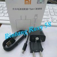 Charger Carger Hp Xiaomi Mi4C Mi4S Mi 4C 4S USB TYPE-C C 3A Original